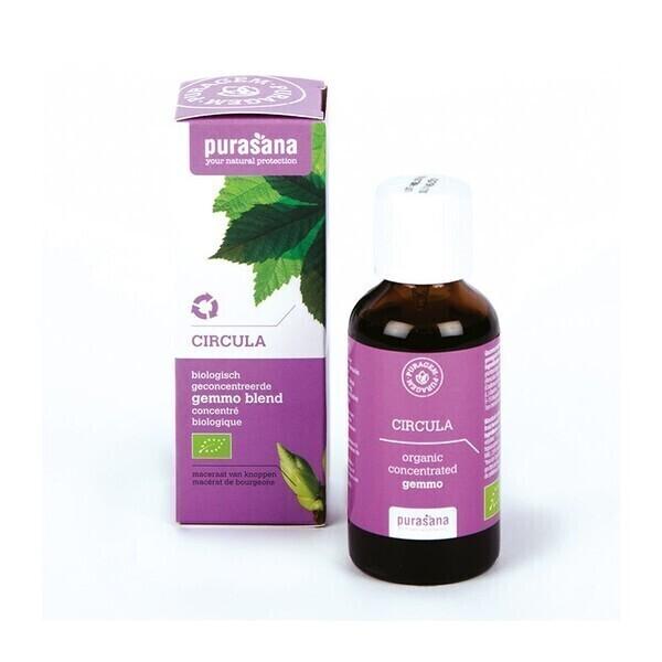Purasana - Circula bio - Gemmothérapie