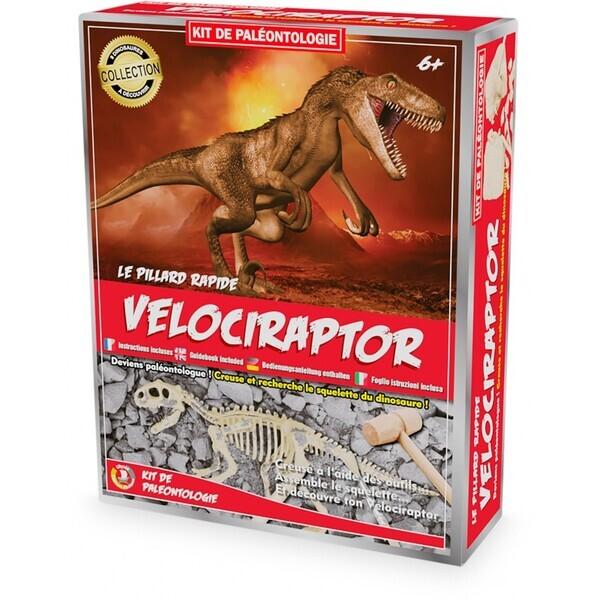 Ulysse - Kit Paleo - Vélociraptor