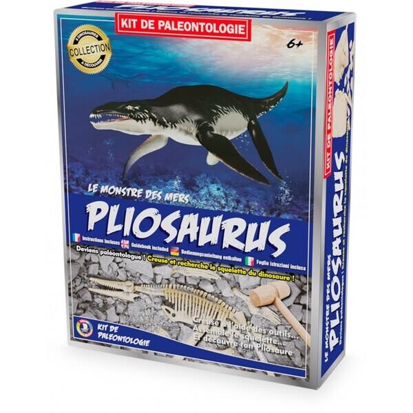 Ulysse - Kit Paleo - Pliosaure