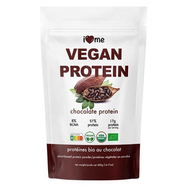 I Love Me Attitude - Protéines au Chocolat bio 400g