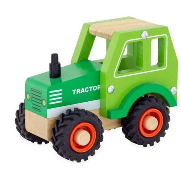 Ulysse - Mon petit tracteur vert