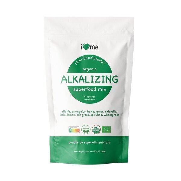I Love Me Attitude - Mix Superfood ALCALINISANT Bio 150g