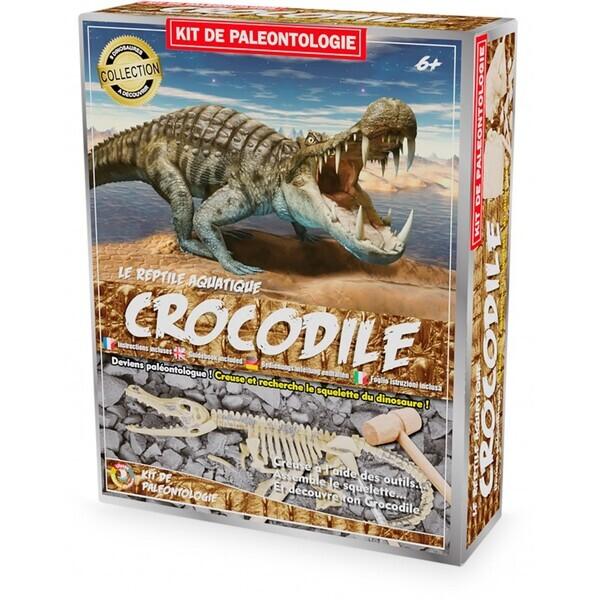 Ulysse - Kit Paleo - Crocodile