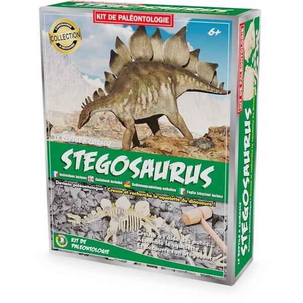 Ulysse - Kit Paleo - Stégosaure