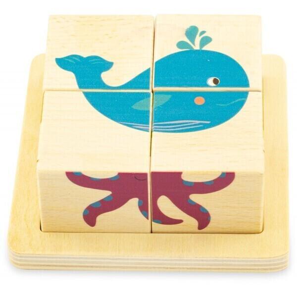 Ulysse - Puzzle cube La Mer
