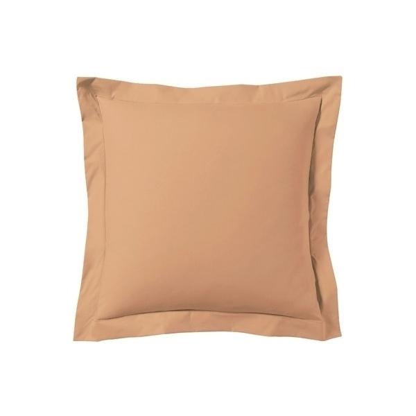 Zôdio - Taie d'oreiller carrée rose fané 65x65cm