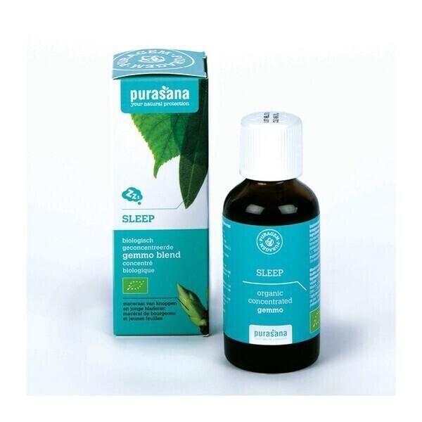 Purasana - Sleep bio - Gemmothérapie