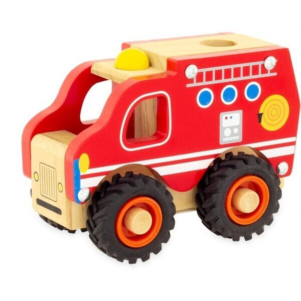 Ulysse - Mon camion de pompiers