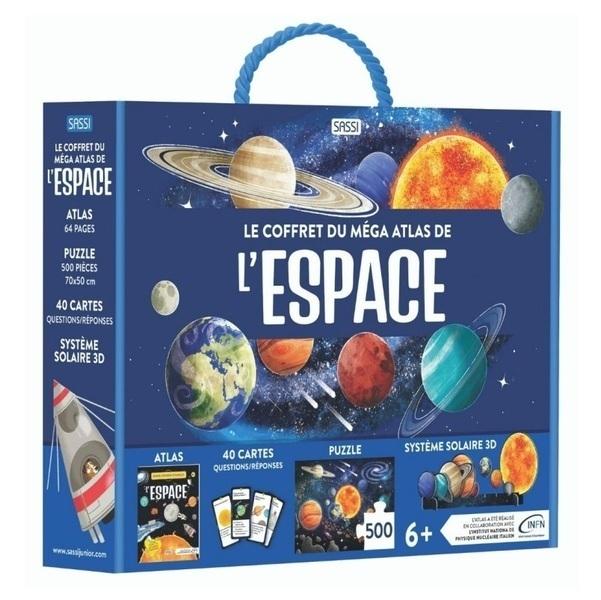 SASSI Junior - Méga Atlas de l'Espace