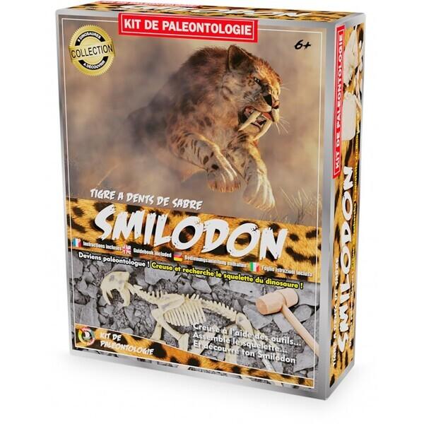 Ulysse - Kit Paleo - Smilodon