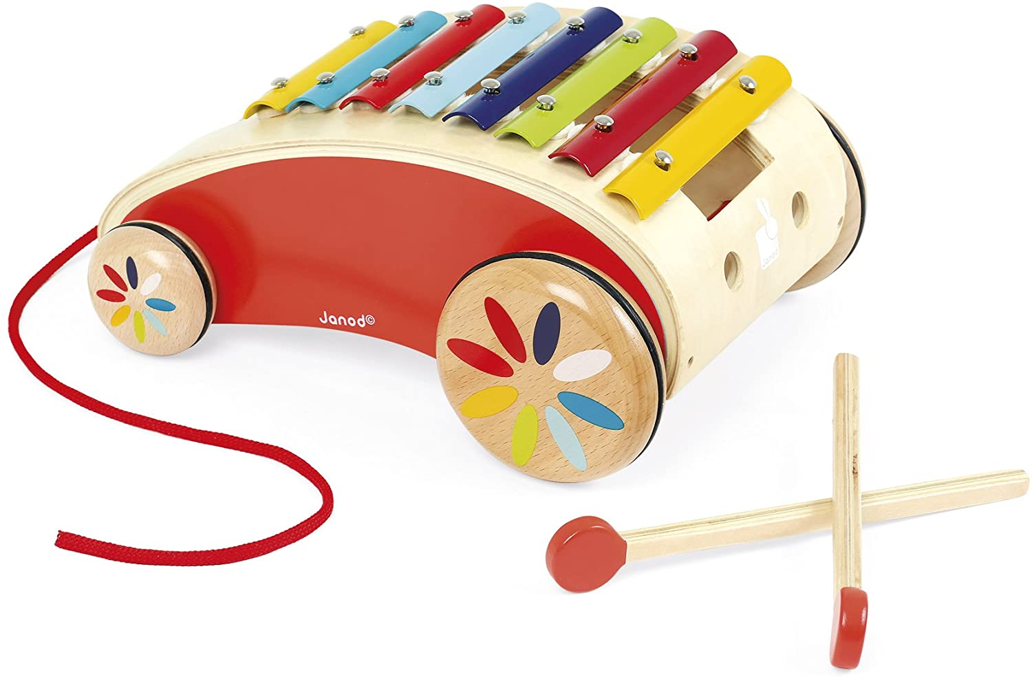 Janod - Xylophone Roller