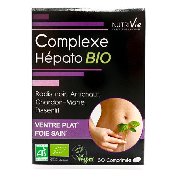 NutriVie - Complexe hépato Bio x30