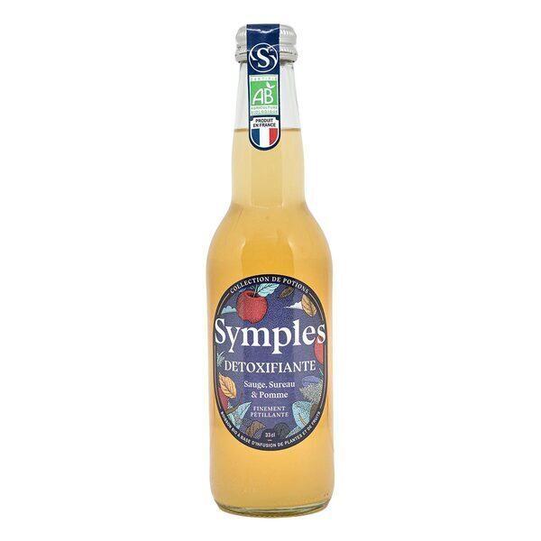 Symples - La potion détoxifiante 33cl