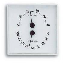 TFA - Thermometer/Hygrometer weiß