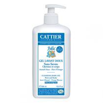 Cattier - Cleansing Baby Gel 500ml