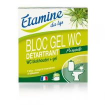 Etamine du Lys - Bloc gel WC rechargeable 50ml