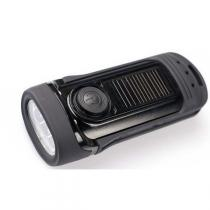 Power Plus - Barracuda Solar & Wind Up LED Flash Light