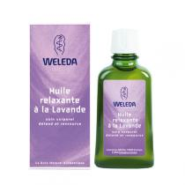 Weleda - Lavender Relaxing Body Oil 100ml
