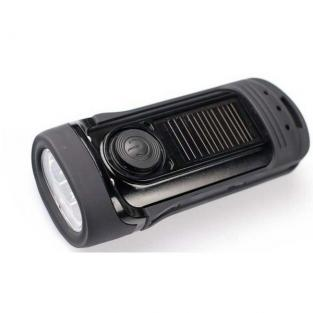 POWERplus - Barracuda Solar & Wind Up LED Flash Light