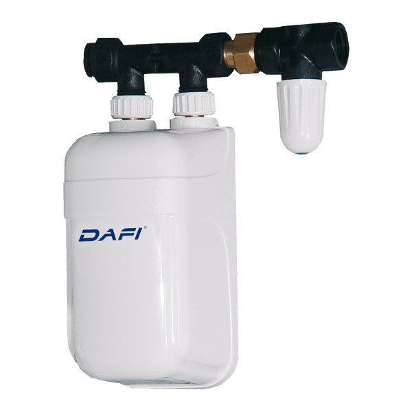 chauffe eau 5 5 kw monophas robinet m tal dafi systems acheter sur. Black Bedroom Furniture Sets. Home Design Ideas