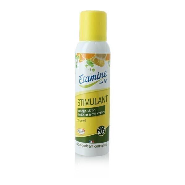 Etamine du Lys - Désodorisant stimulant agrumes 125ml