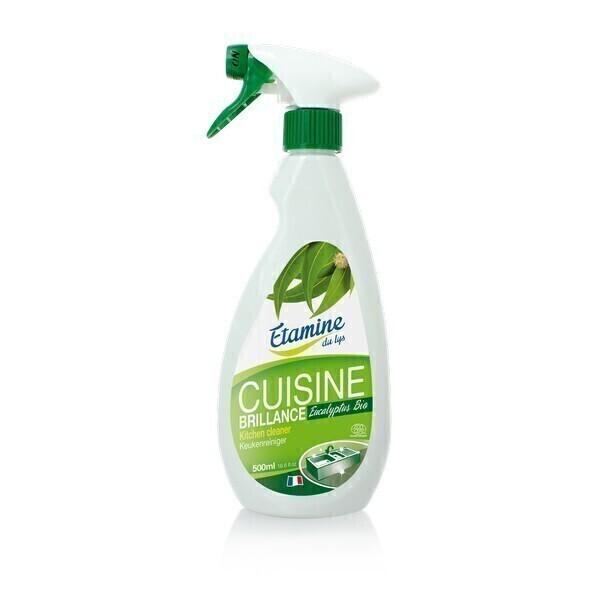 Etamine du Lys - Cuisine brillance 3 en 1 spray 500ml