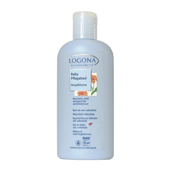 Logona - Bain de soin Bébé au Calendula 200ml