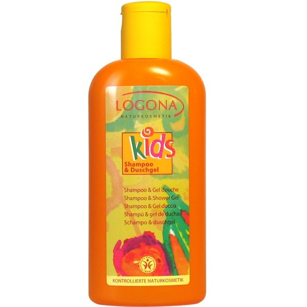 shampoing gel douche kids 200ml logona acheter sur. Black Bedroom Furniture Sets. Home Design Ideas