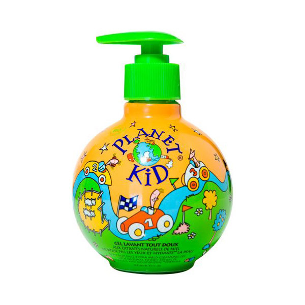 Planet Kid - Gel lavant tout doux, 300ml