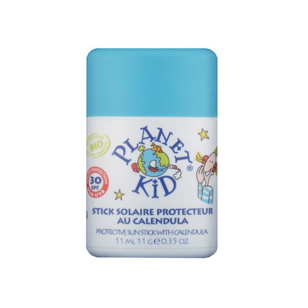 Planet Kid - Organic Protective Sun Stick with Calendula SPF 30