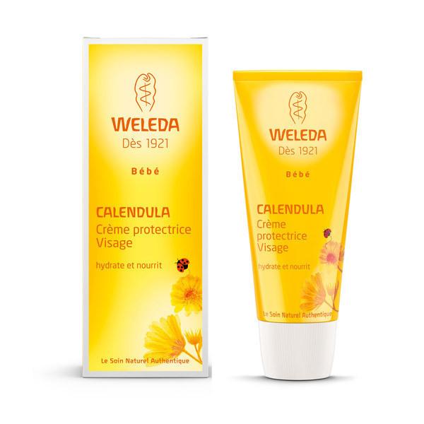 Weleda - Crème Protectrice Visage 50ml
