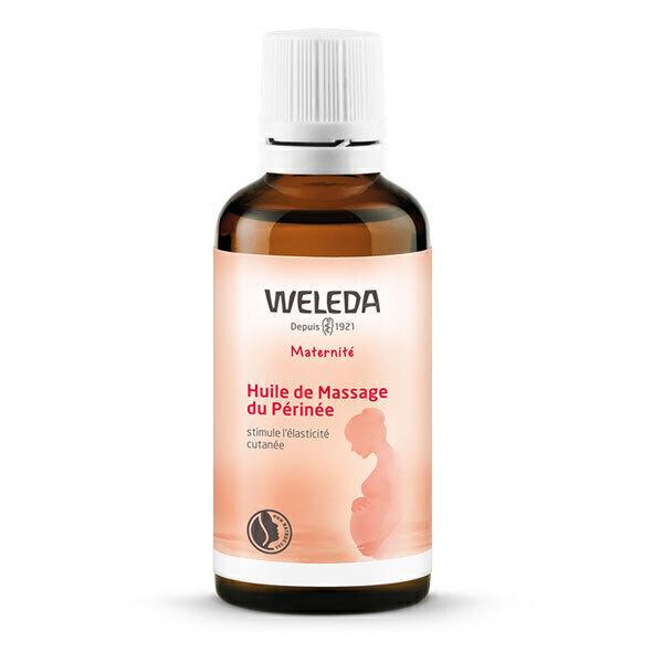 Weleda - Huile de massage du Périnée, 50ml