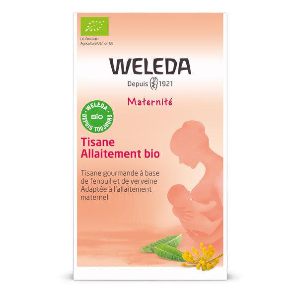 Weleda - Tisane allaitement