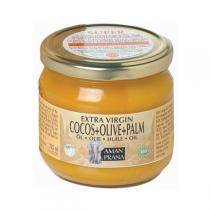 Amanprana - Bio Kokos- Oliven- rotes Palmöl 325ml