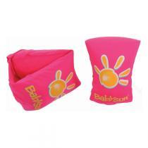 Babysun - Fabric Armbands - Pink 2-6y