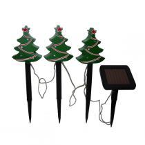 Green Corner 2 - Solar - Wegleuchten Weihnachtsbaum