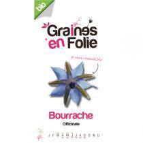 Graines en Folie - Organic Borage Seeds