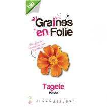Graines en Folie - Graines Fleur Tagete Patula