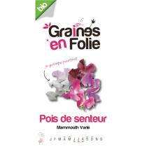 Graines en Folie - Sweet Pea Seeds