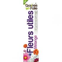 Graines en Folie - Ready to plant mixture of flower seeds