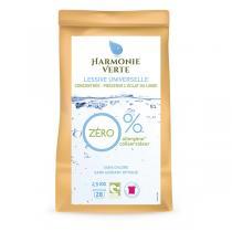 Harmonie Verte - Lessive poudre couleurs concentrée 1.5kg