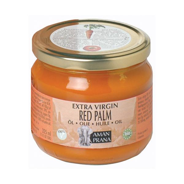 """Amanprana - """"Red Palm"""" oil, organic & Fair Trade"""