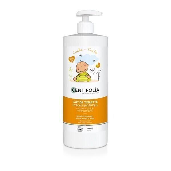 Centifolia - Leche limpiadora bebé 500 ml