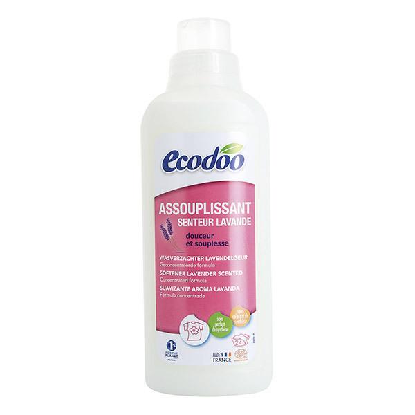 Ecodoo - Assouplissant lavande 750ml