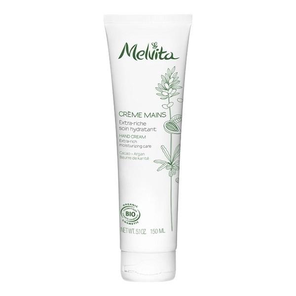 Melvita - Crème mains extra-riche 150ml