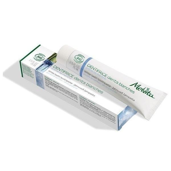Melvita - Dentifrice dents blanches 75ml