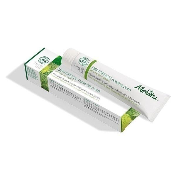 Melvita - Dentifrice haleine fraîche Bio 75ml