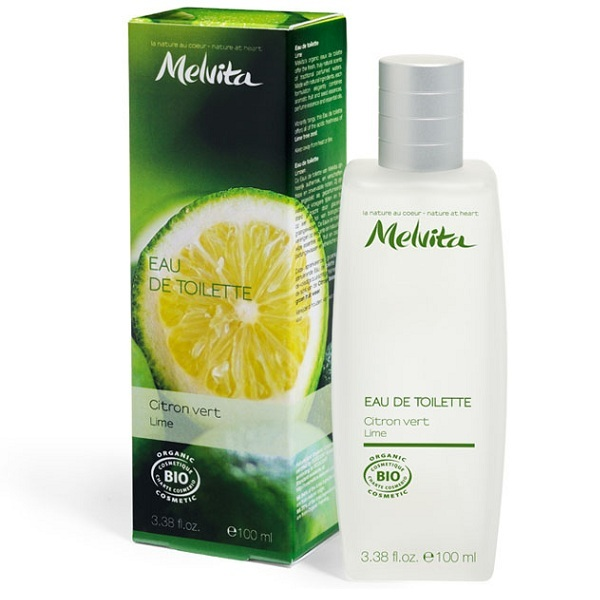 eau de toilette bio citron vert 100ml melvita acheter sur. Black Bedroom Furniture Sets. Home Design Ideas