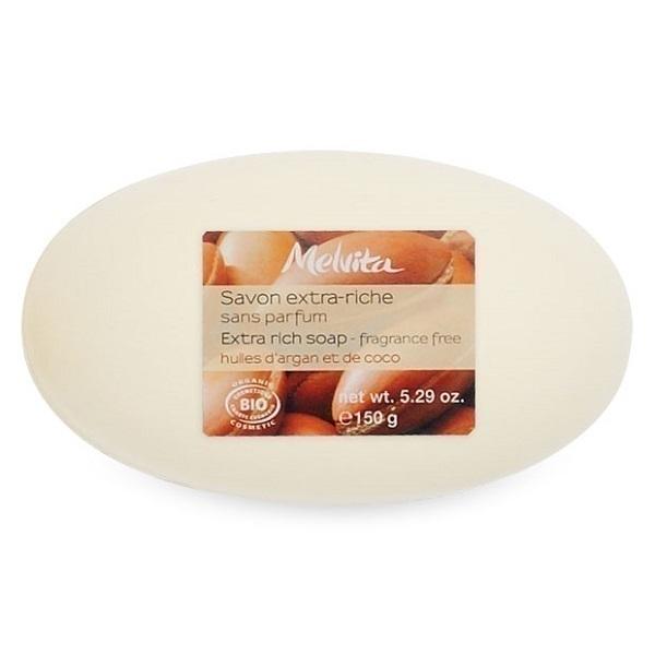 Melvita - Savon extra riche Argan Bio 150g