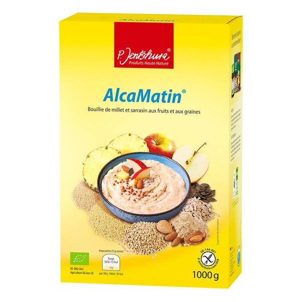 P. Jentschura - Petit déjeuner AlcaMatin BIO 1kg